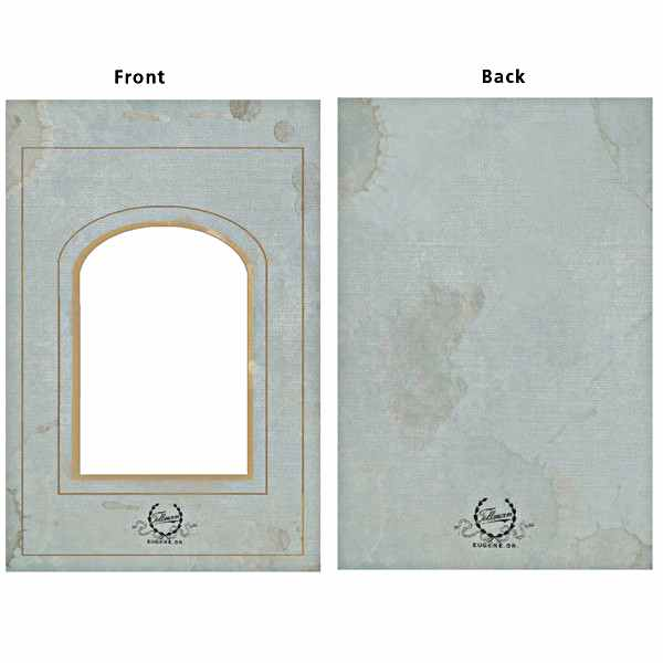 Vintage Frame Cover - Arc - 7gypsies