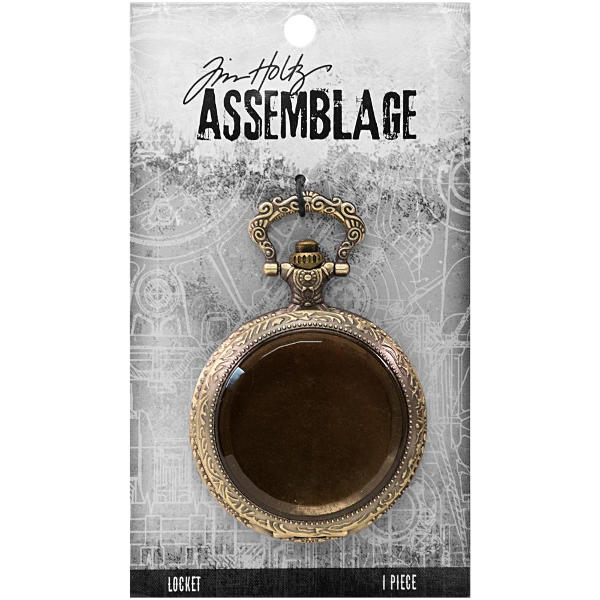 Tim Holtz Assemblage - Pocket Watch - Advantus
