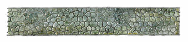 Sizzlits Decorative Strip Die - Alterations Cobblestones - Tim Holtz - Sizzix