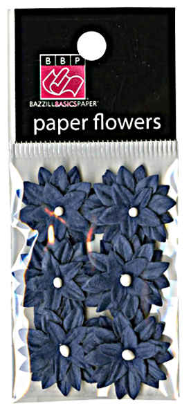 Avalon Paper Flowers - Calypso - Bazzill