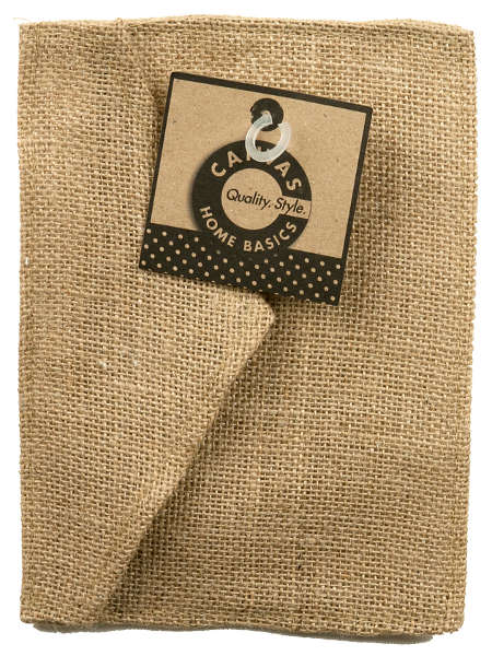 5x7 - Burlap Envelope - Canvas Corp