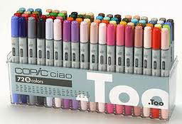 Copic Markers