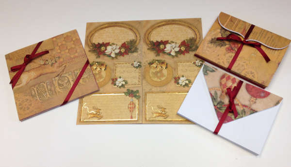 Cardmaking Kit - Noel - Creative Inspirations
