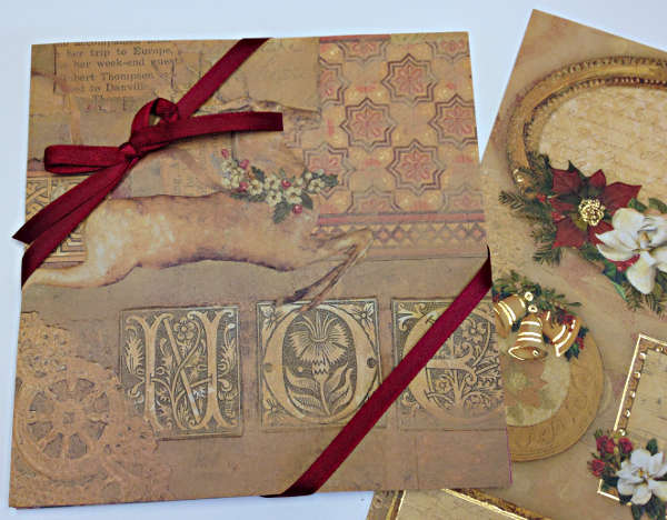 Cardmaking Kit - Noel - Creative Inspirations-3
