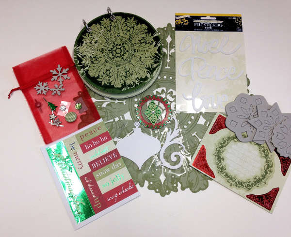 Christmas Magic - Mini Album Kit - Creative Inspirations