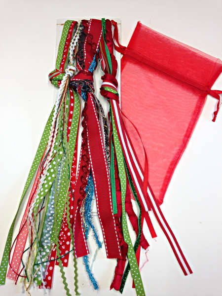 Christmas Trims - 24 Yards Assorted Trims - Creative Inspirations
