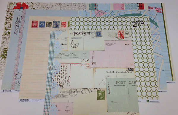 Passport Project Kit - Making Memories-1