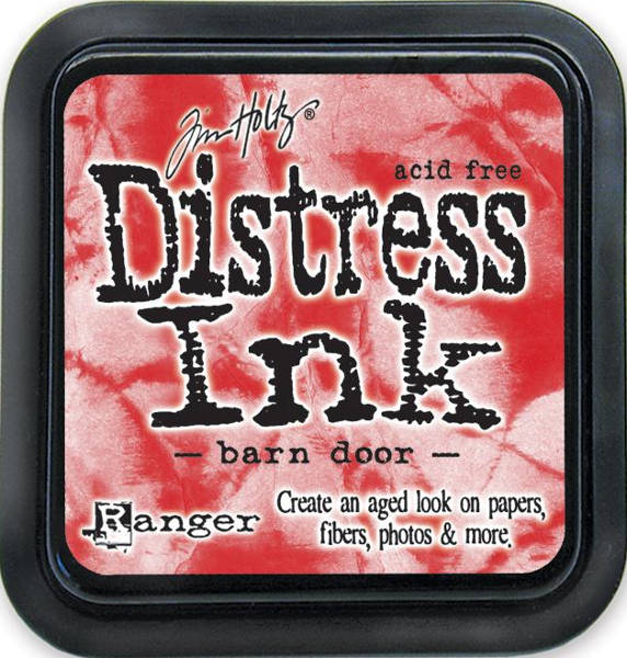 Distress Ink Pads Barn Door - Tim Holtz - Ranger