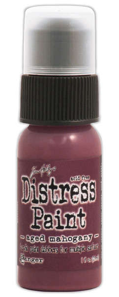 Distress Paints - Aged Mahogany - Tim Holtz - Ranger