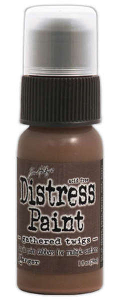 Distress Paints - Gathered Twigs - Tim Holtz - Ranger