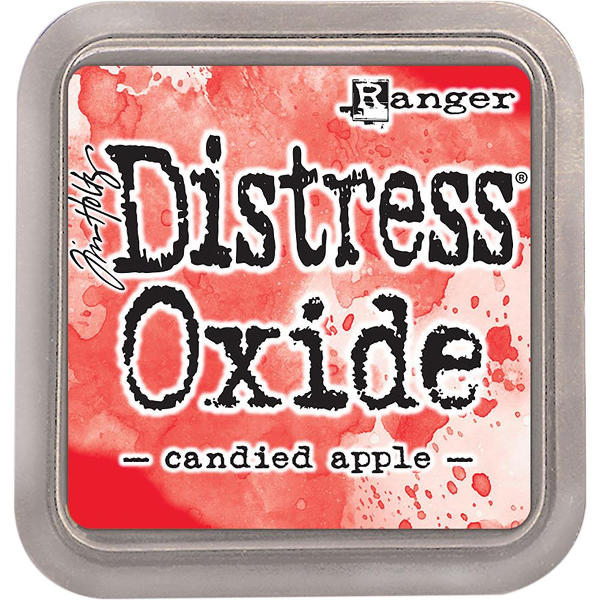Distress Oxide Ink Pads Candied Apple - Tim Holtz & Ranger