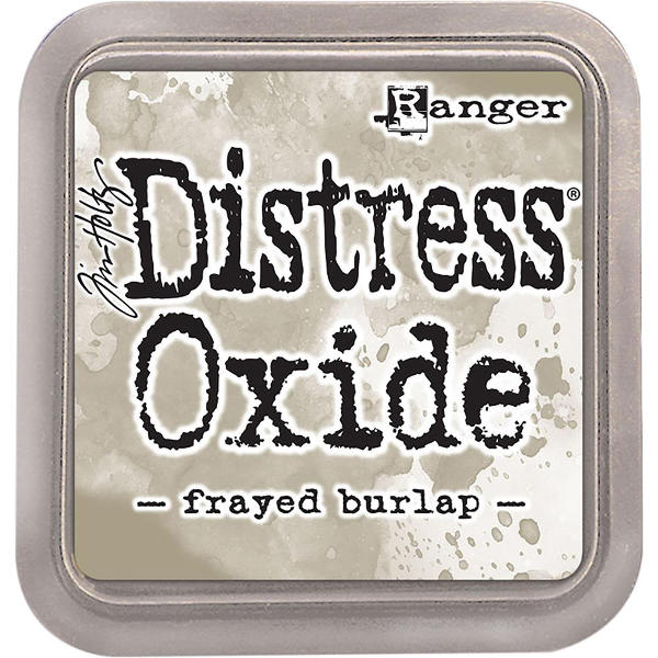 Distress Oxide Ink Pads Frayed Burlap - Tim Holtz & Ranger
