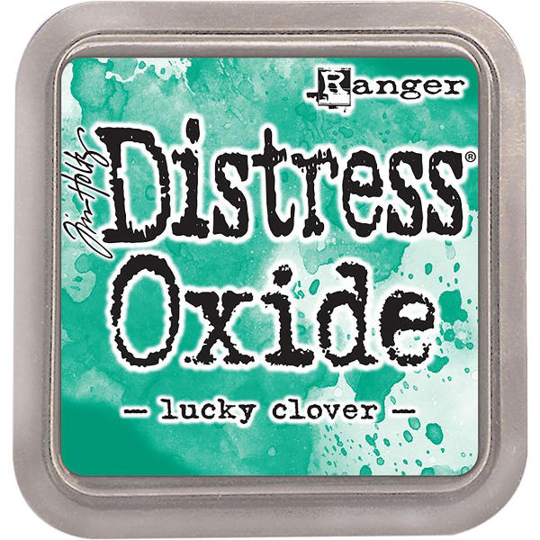 Distress Oxide Ink Pads Lucky Clover - Tim Holtz & Ranger