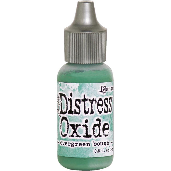 Distress Oxide Reinkers Evergreen Bough - Tim Holtz & Ranger