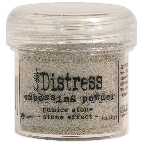 Distress Embossing Powders - Pumice Stone - Tim Holtz - Ranger