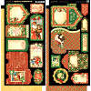 St Nicholas  - Cardstock Tags & Pockets - Graphic 45