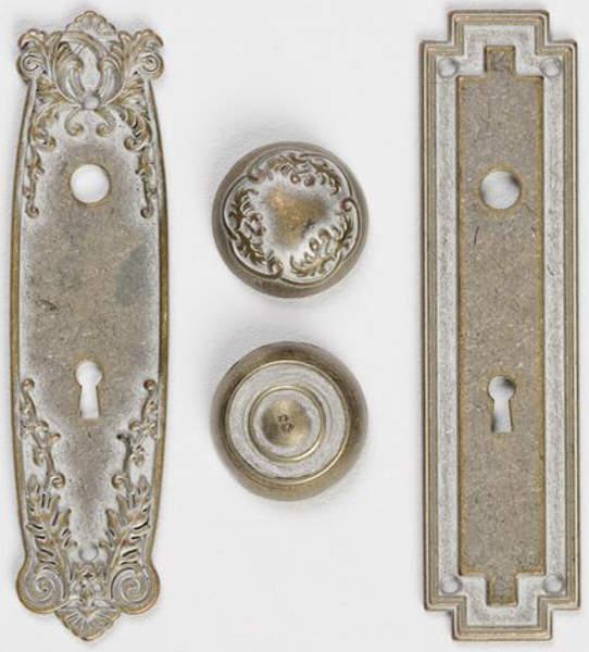 Staples Shabby Chic Metal Door Plates Amp Knobs Graphic 45