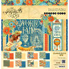 Worlds Fair -  12x12 Paper Pad - Graphic 45