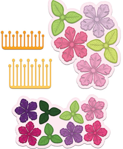 Craft Dies - Small Classic Petunia - Heartfelt Creations-1