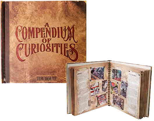 Idea-ology A Compendium of Curiosities - Tim Holtz - Advantus