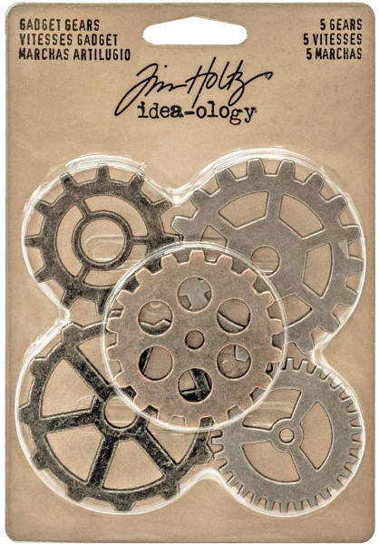 Idea-ology Metal Gadget Gears - Advantus