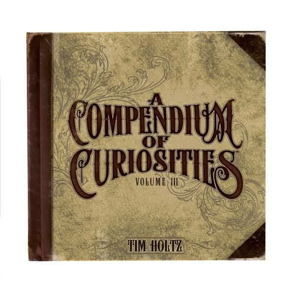 Idea-ology A Compendium Of Curiosities Vol 3 - Tim Holtz - Advantus