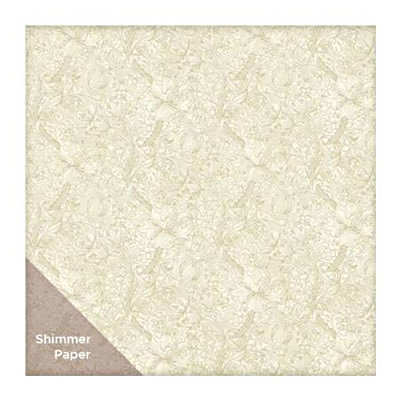Now and Forever - Consider The Lillies - Shimmer Paper - Imaginisce
