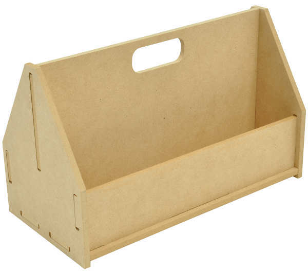 Beyond The Page - MDF - Tool Box - KaiserCraft