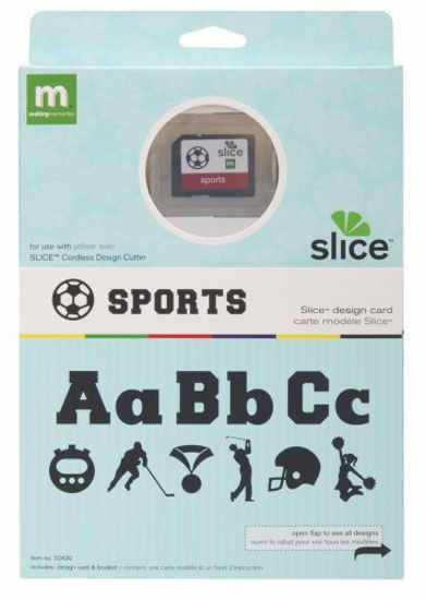 Slice -  Design Card -  Sports - Making Memories