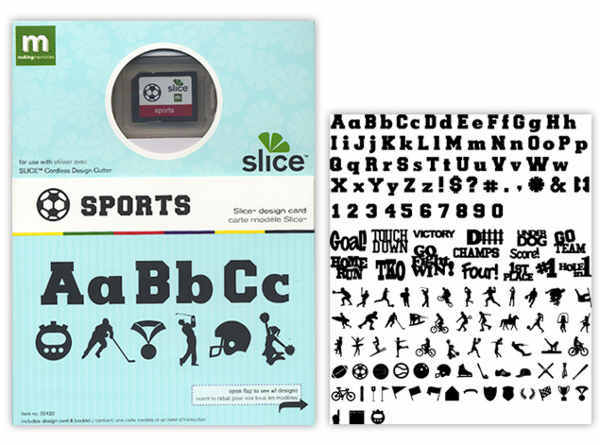Slice -  Design Card -  Sports - Making Memories-2