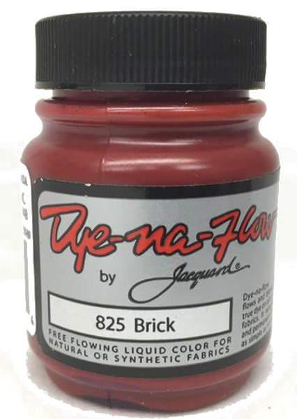Dye-Na-Flow Brick Color Paint - Jacquard