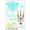 Darcies Rubber Cling Stamp Sets - Light Up My Life
