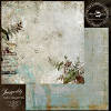 Tranquility Patience - 12x12 Double-sided Cardstock - Blue Fern