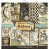Stamperia Alchemy - 12x12 Paper Collection Kit - Stamperia