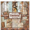 Stamperia Clockwise - 12x12 Paper Collection Kit - Stamperia