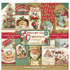 Stamperia Christmas Vintage - 12x12 Paper Collection Kit - Stamperia