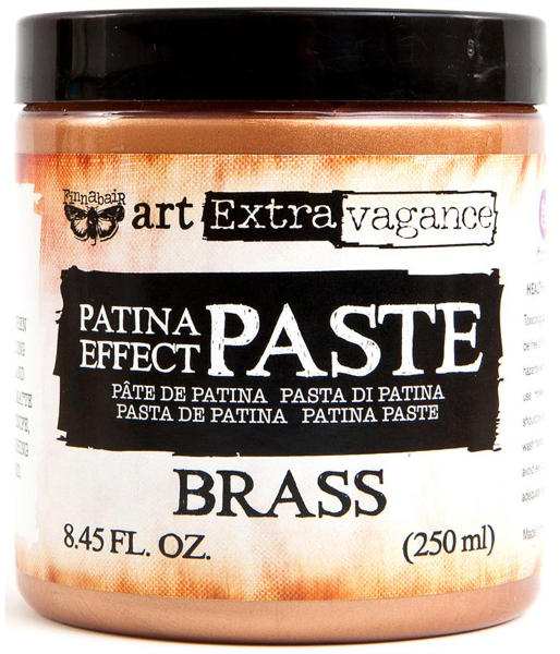 Art Extravagance - Patina Effect Paste Brass - Prima