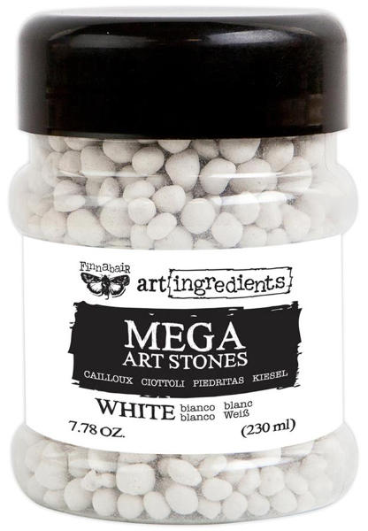 Art Ingredients Art Stones Mega by Finnabair - Prima