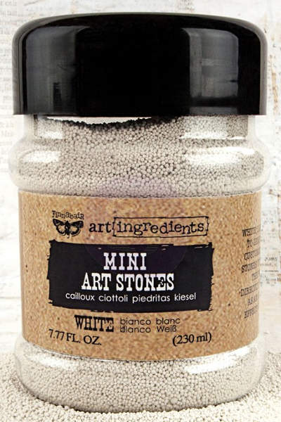 Art Ingredients Art Stones Mini by Finnabair - Prima