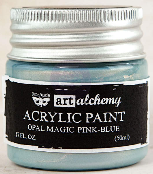 Art Alchemy Acrylic Paint - Opal Magic Pink-Blue Original - Prima