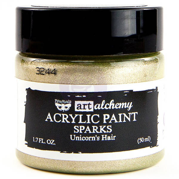 Art Alchemy Acrylic Paint - Sparks Unicorns Hair - Prima