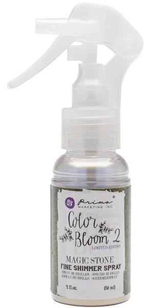 Color Bloom 2 Sprays - Magic Stone - Prima