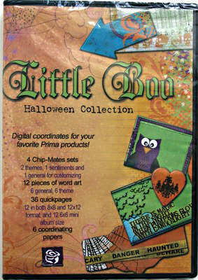 Hybrid CD - Little Boo - Prima