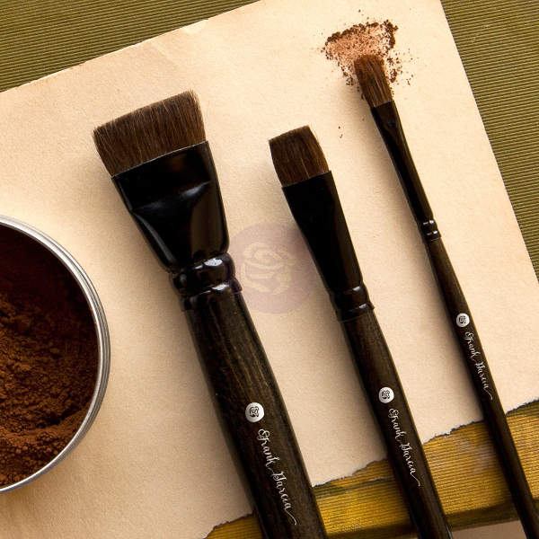 Memory Hardware - Artisan Powder Brushes - Prima