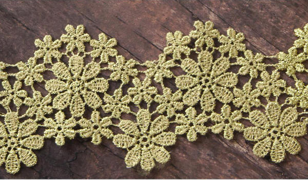 Memory Hardware - Cours Mirabeau Floral Lace - Frank Garcia - Prima-1