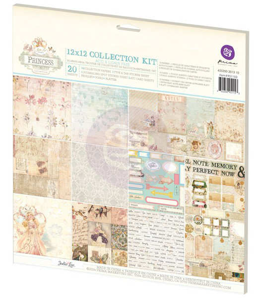 Princess - 12x12 - Collection Kit - Prima