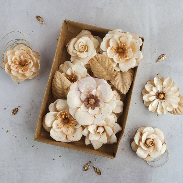 Box Flowers Sweet Vintage - Prima