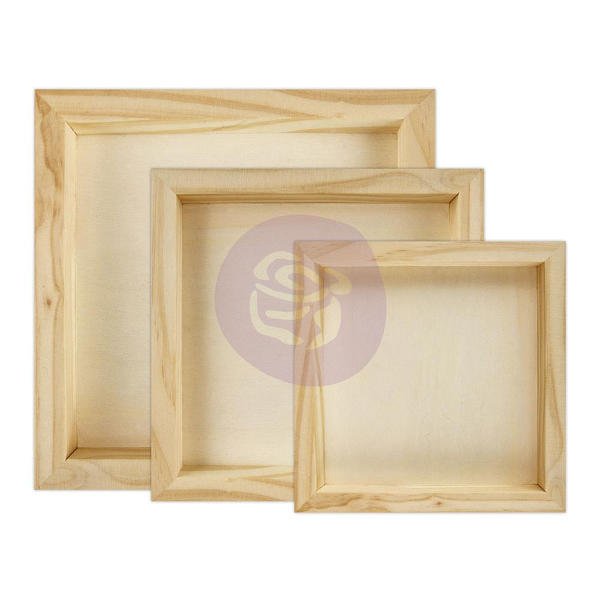 Relics & Artifacts - Archival Wooden Trays Set I - Prima-1