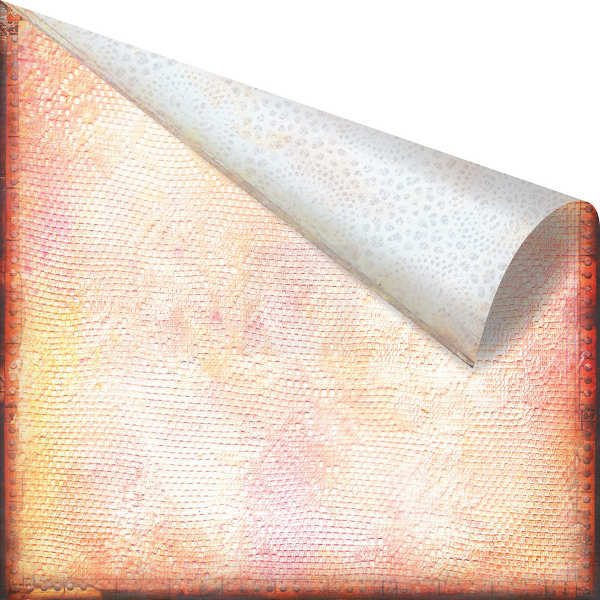 Sunrise Sunset -  Sunbeam - 12x12 Double-sided paper - Prima