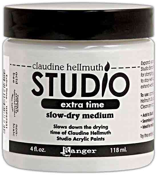 Claudine Hellmuth - Extra Time 4 oz - Ranger